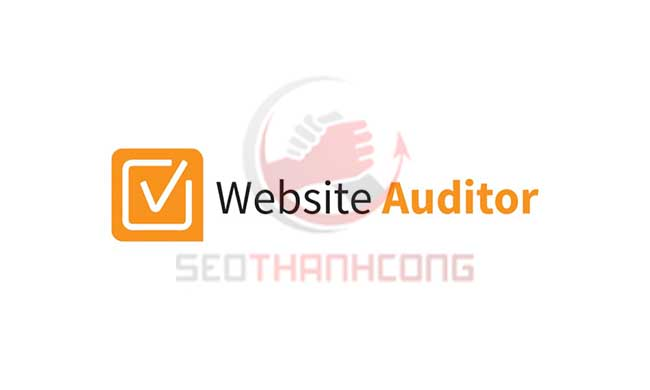 Công cụ Website Auditor