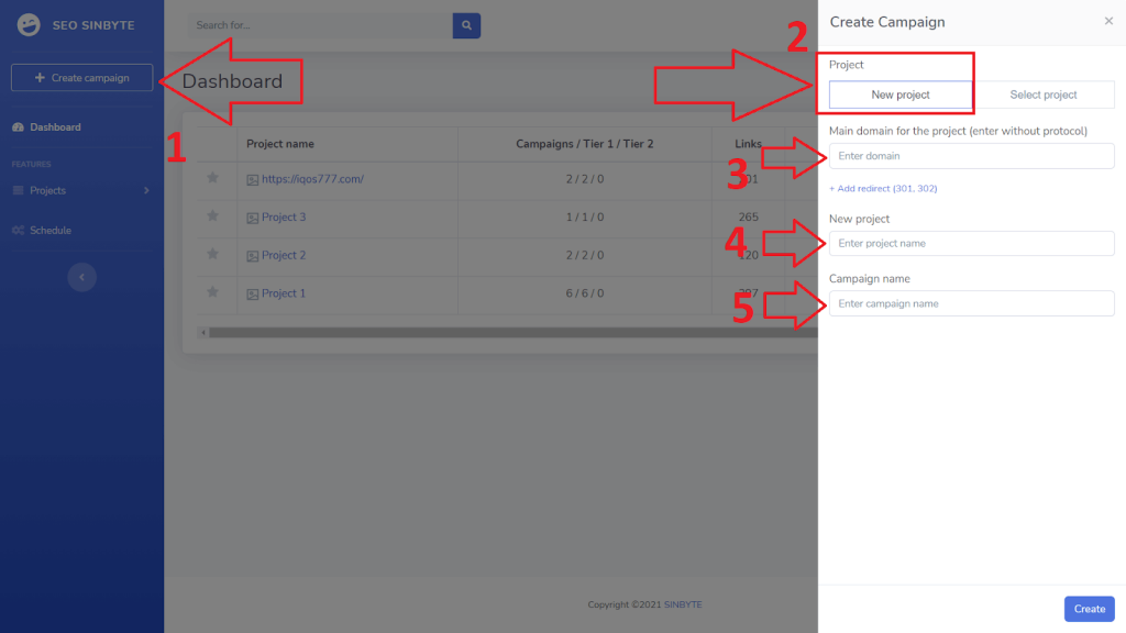 Cách index backlink nhanh nhất - submit tool Sinbyte